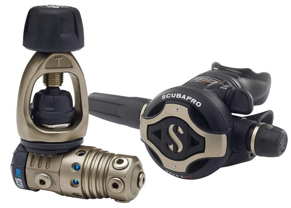 SCUBAPRO MK25 EVO/A700 Titanium Scuba Regulator