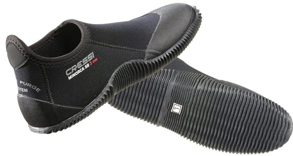 Cressi Füßling-Badeschuhe MINORCA Short Dive Boot