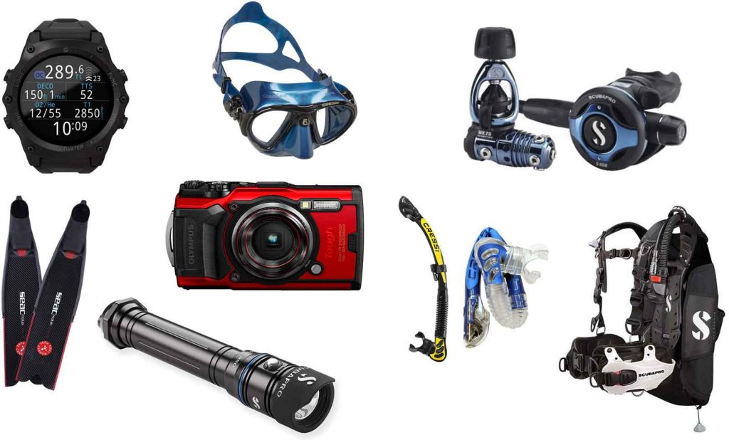 Dive-Equipment-Guide