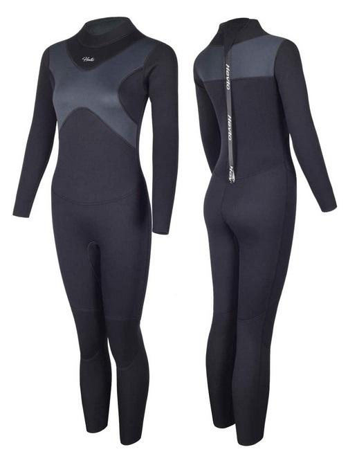Hevto 3mm women neoprene wetsuit