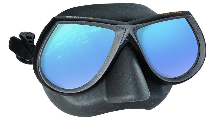 Mares Star Elite freediving mask