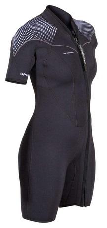 Henderson Women shorty wetsuit 3mm