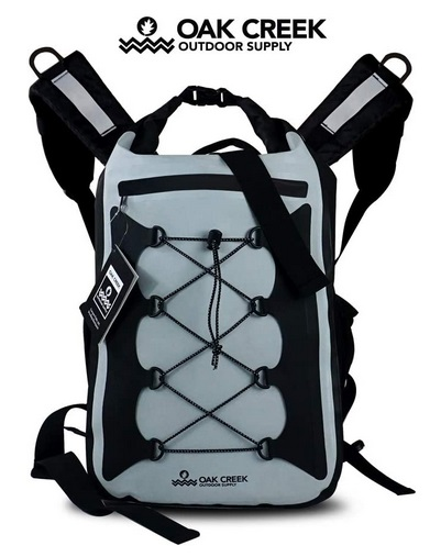 Oak Creek Canyon Falls 30L Dry Bag Backpack