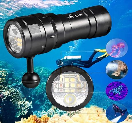 Volador unterwasser videolampe