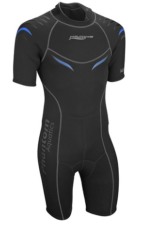 Phantom Aquatics Marine Men's Shorty Wetsuit